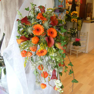shower bouquets barnstaple