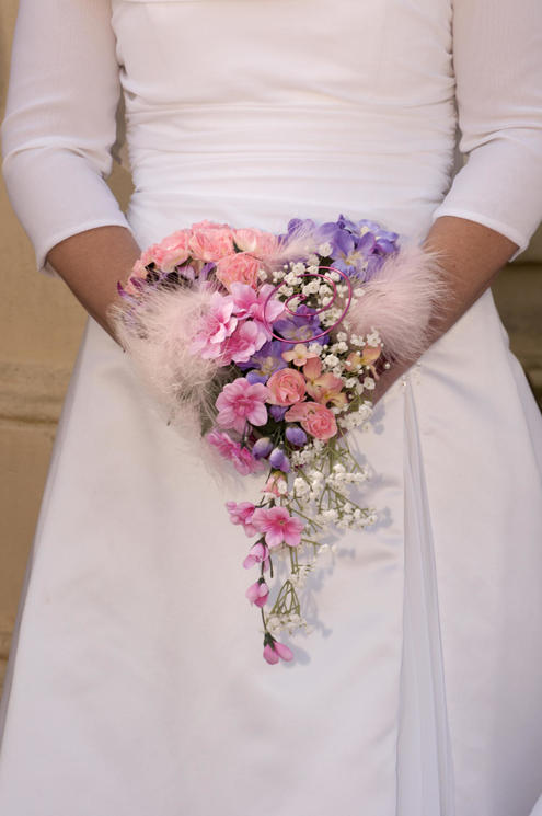 bridal flowers North Devon