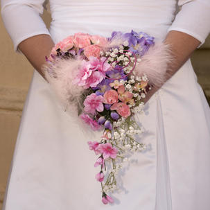wedding bouquets north devon